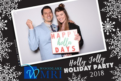 December 14, 2018 - Woodlake MRI Holiday Party 2018
