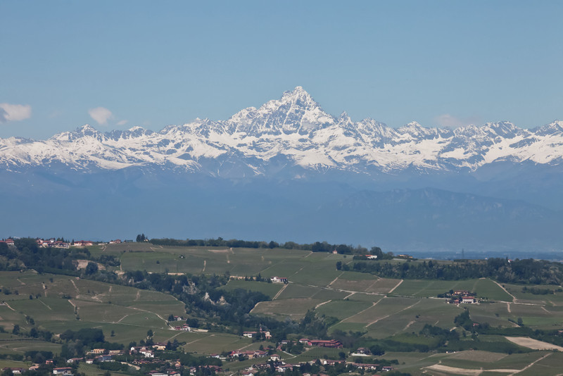 At 3,841 meters, Monte Viso, or Monviso as it is called by the locals, is the highest mountain in the Cottian Alps. These mountains form the border between France and Italy.