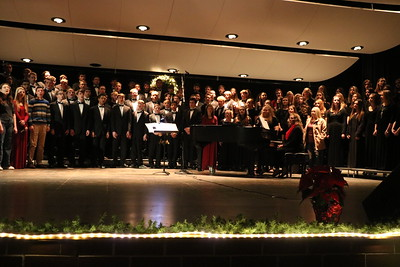 HS Christmas Choir Concert