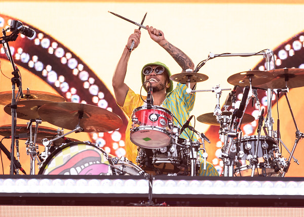 Anderson .Paak & The Free Nationals at Boston Calling Music Festival