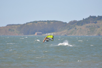 Crissy Field Windsufing 4-30-10