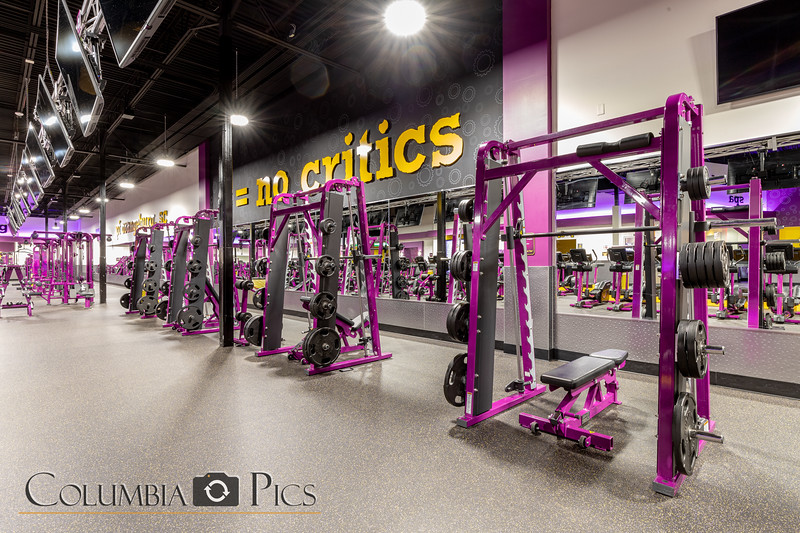 Planet Fitness Orangeburg SC Bobenage Columbiapics Photographer Eric  Blake (22).jpg