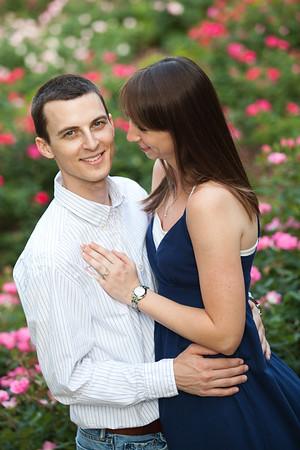 Garren and Carlye Engagement