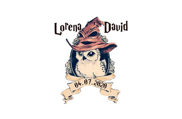 Lorena & David - 4 julio 2020