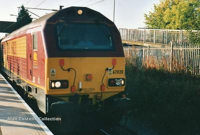 The Fisherman Grim  & Cleethorpes Coast Light Railway 11-10-2003