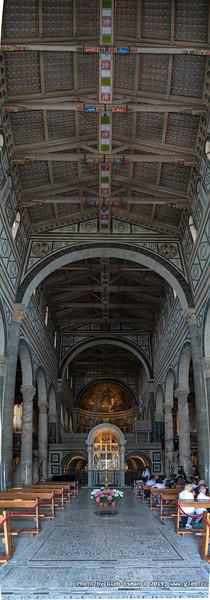 The Basilica of San Miniato al Monte, Florence