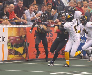 Orlando Predators vs. Pitt. 7/1/11