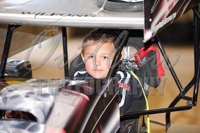 River Arena Speedway - Indoor Karts - Jan 29, 2011