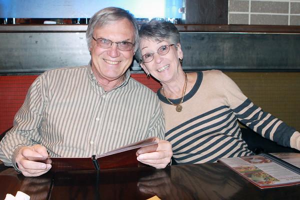 Aunt Mart and Richard