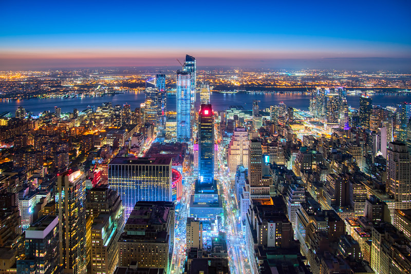 Bright Light City New York