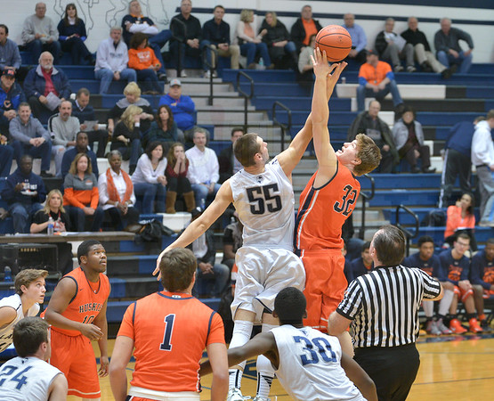 Boys Basketball: NNHS @ Lake Park 2/5/2016