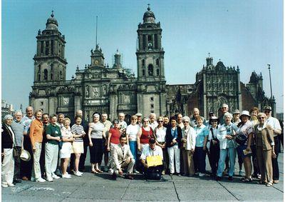 Mexico Farewell