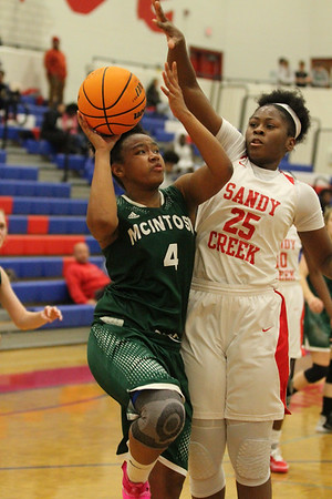 Sandy Creek vs McIntosh
