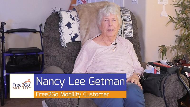 Testimonial for Free2Go Mobility