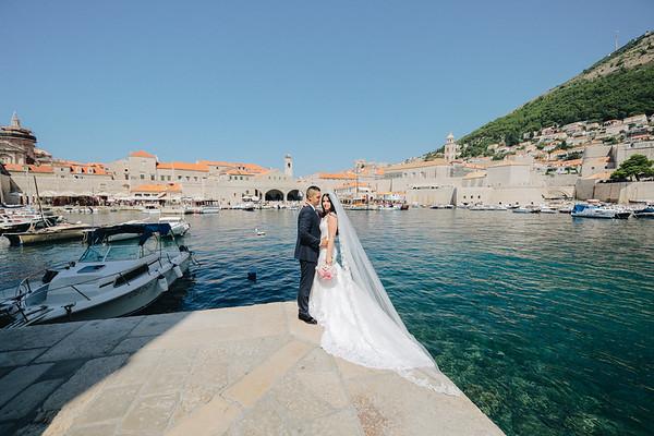 Ivana & Darko, Dubrovnik