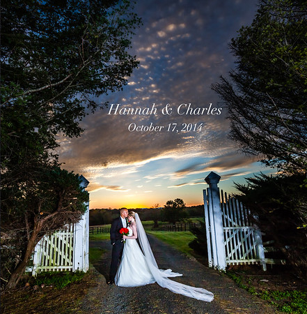Hannah's Wedding Album