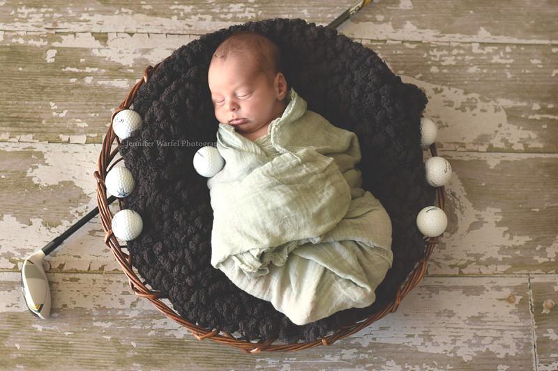 Newborn Session 2-19-17