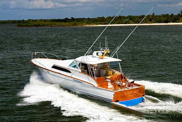 Rybovich Hull 123 Lizzy Bee