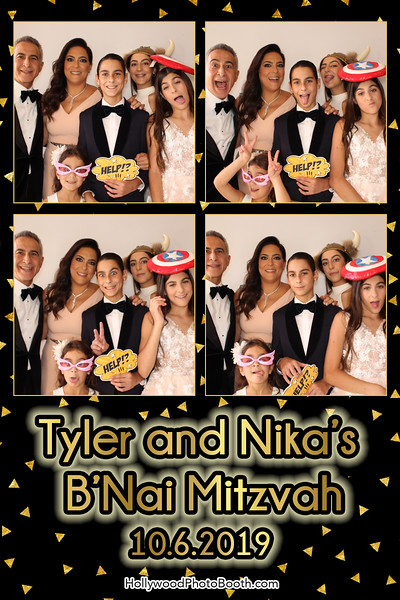 Tyler and Nika's B'Nai Mitzvah