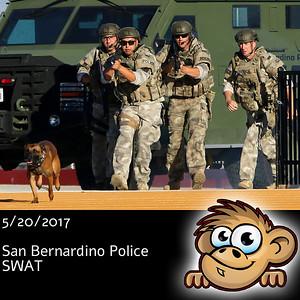 2017-05-20 San Bernardino Police SWAT