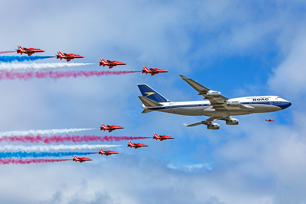 Royal International Air Tattoo - 2019