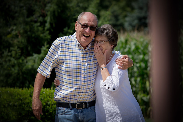 Jerry & Marlene