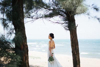 Pre-wedding | William + Min Min