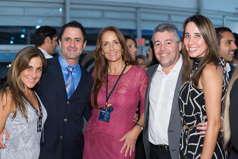 Lorena Aboado, Luis Carlos Noriega, Isabel Brinck, Miguel De La Flor, Tiki Mejía
