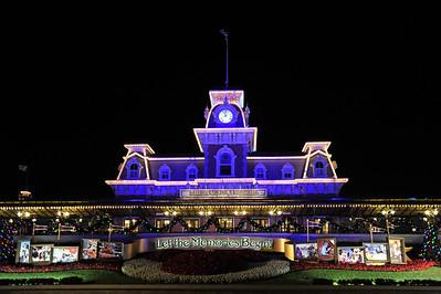 2013 Magic Kingdom