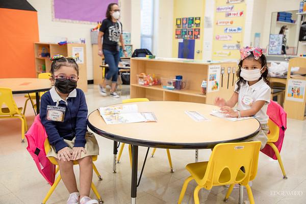 First Day of School / Cardenas ECC 2021