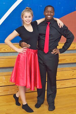 Ashley School Dance Contest