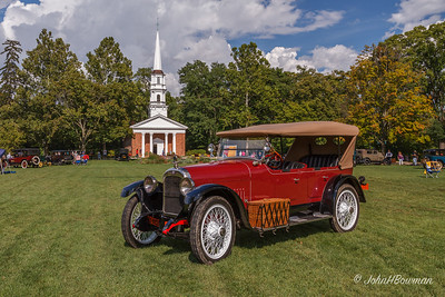 Greenfield Village Old Car Festival