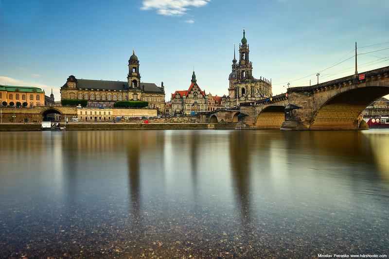 Long exposure Dresden