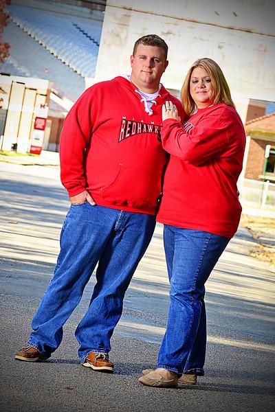 Heather & Mario Engagement