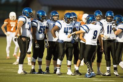 2016 Longmont v Mead High School Football