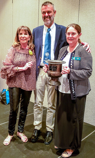 Genie Sierra receiving the Walter C Hill award.jpg