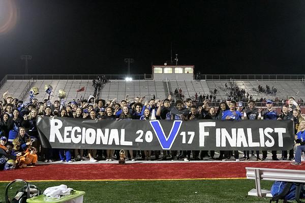 Rockdale v West 2017 Regional Semi Finals Post Game