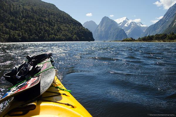 2013/12/Mt Pembroke, Fiordland