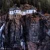 Bridal Veil Falls Powerhouse