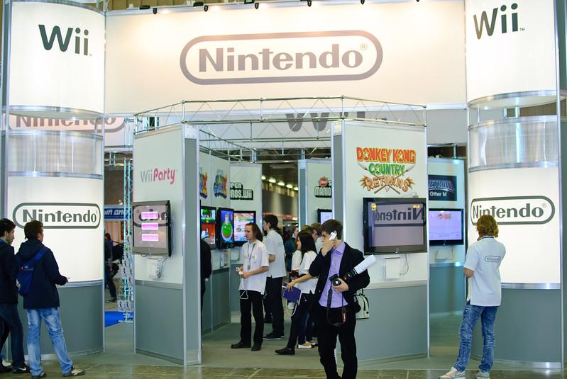 Nintendo at Igromir 2010