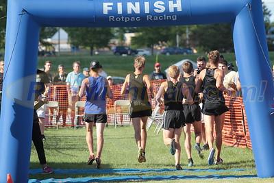 Men's 6K Finish - 2016 Oakland University Golden Grizzly College XC Invite