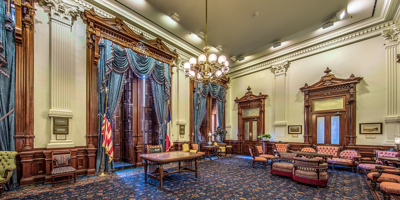 Governor's Public Reception Room