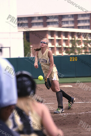 NHS Softball State Championship 08