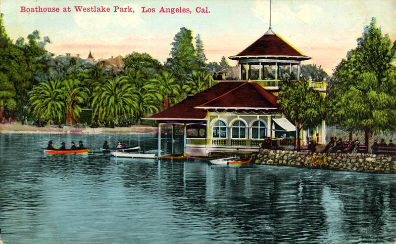 Boathouse at Westlake Park
