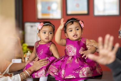 Ishani and Imani's 1st