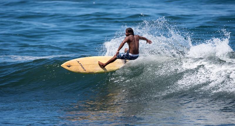 Surfer Splash