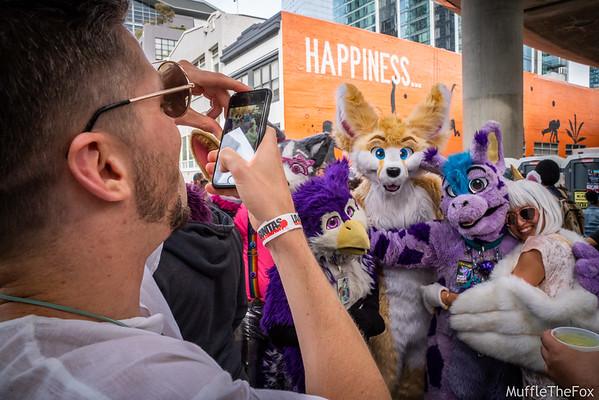 How Weird Street Fair (May 2018)