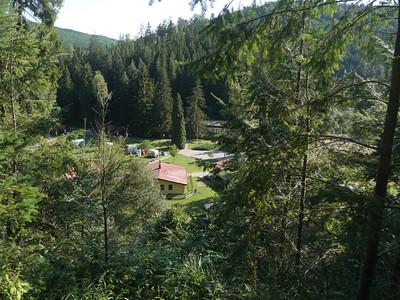 Mi 7.8.13, Tag 12: Autocamp Bestrice - Kutna Hora, 112km