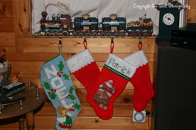 2008 Christmas at the Lake House