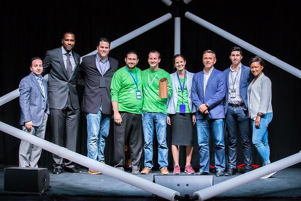Summit Stage: Startup Showcase Award Presentation